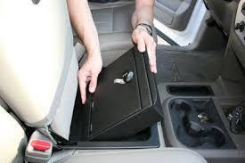 Dodge Gun Vaults Installing A Dodge Console Vault