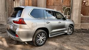 hennessy lexus larte gives the lexus lx 570 an aggressive body kit motor1 com
