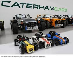 lego koenigsegg one 1 lego to produce caterham seven set arriving late 2016