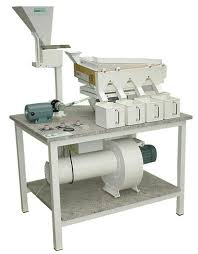 Gravity Table Seed Processing Laboratory Seed Cleaning Equipment