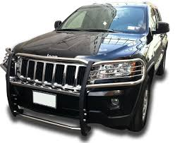 jeep grand cherokee grille guard 2005 to 2010 idfr com
