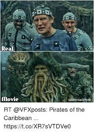 Pirates Of The Caribbean Memes - real movie igl movieseppects rt pirates of the caribbean