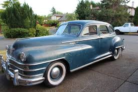 old chrysler grill reminiscing u2013 our old 1948 windsor u2013 my custom hemmings daily