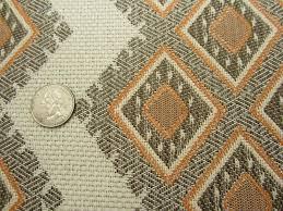 1 1 2 yards of robert allen crown diamond sunrise upholstery fabric