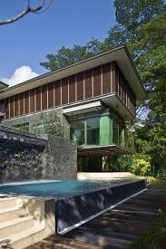 Zen Inspired Zen Inspired Residence In Singapore Encompassed By Luxuriant