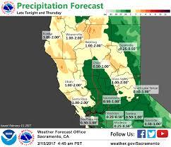 Oroville Ca Map More Rain U0026 Snow Forecast For California U2013 Will Damaged Oroville