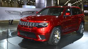 jeep grand cherokee rear bumper 2018 jeep grand cherokee trackhawk review top speed