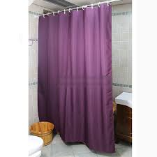Purple And Brown Shower Curtain Purple Colored Shower Curtain For Bathroom Waterproof Feature Buy