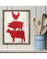 Rooster Home Decor Check Out These Scary Good Bargains On Shiplap Rooster Wall Decor