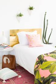 how to decorate a headboard best 25 brass headboard ideas on pinterest west elm bedroom