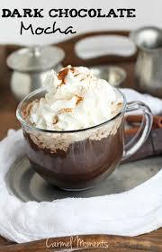 diy dark chocolate mocha delicious dark chocolate mocha with an