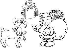 printable christmas santa claus coloring pages boys 565462