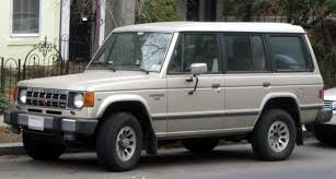 mitsubishi wagon 1987 mitsubishi pajero wagon news reviews msrp ratings with