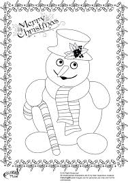 snowman coloring pages to print get coloring pages