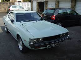 toyota celica convertible for sale uk toyota celica 2000gt sold 1975 on car and uk c254201