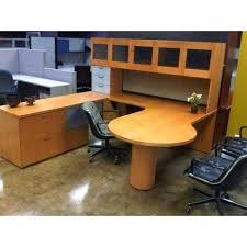 L Shaped Desk Hutch U Shaped Desk With Hutch Bmhmarkets Club