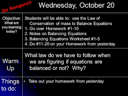 counting atoms and balancing chemical equations ppt download