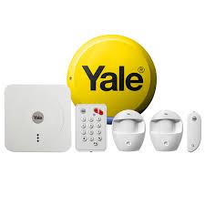 yale wireless smart home alarm kit sr 320 departments diy at b u0026q