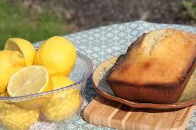 vanilla pound cake with lemon glaze recipe bargainbriana