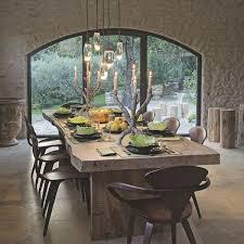 table de cuisine ancienne rénovation vieille maison 15 photos de séjours rénovés avec goût