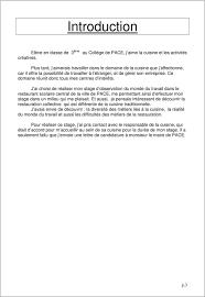 rapport de stage annee scolaire 2013 2014 elève de 3ème collège