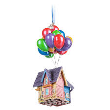 disney up house ornament home kitchen