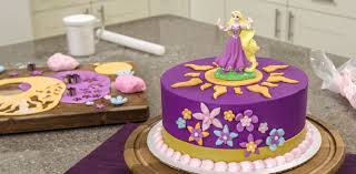 tangled birthday cake disney tangled party your party starts here