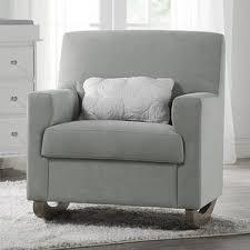 Gray Rocking Chair Grey Rocking Chairs You U0027ll Love Wayfair