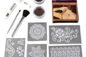 henna tattoo kit amazon henna pattern