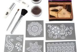 henna tattoo kits walmart henna pattern