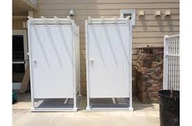 Outdoor Shower Room - oudoor shower enclosures cape may nj miamisomers