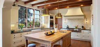 kitchen in spanish new spanish colonial revival