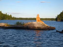 Minnesota lakes images The mermaid of rainy lake minnesota favorite photos i 39 ve taken jpg