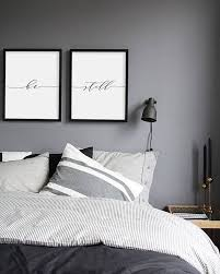 Enchanting 20 Black White And by Enchanting 10 Bedroom Wall Decor Decorating Inspiration Of Best