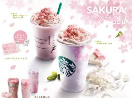 around the world starbucks japan season menu brand