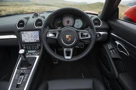 Porsche Cayman Interior Porsche 718 Cayman