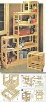 Woodworking Plans Toy Storage by 215 Best Wood Working Projects Images On Pinterest Woodwork