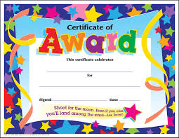 award certificates printable award certificate templates dog