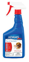 adams plus flea and tick spray for cats and dogs petco