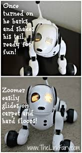target black friday zoomer zoomer robotic dog review holidaygiftguide zoomer pinterest