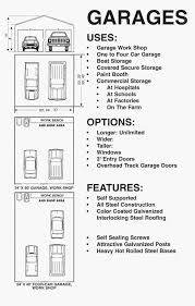 dimensions of a two car garage industrial garage door dimensions kapan date