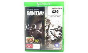 microsoft siege microsoft xbox one tom clancy s rainbow six siege buy