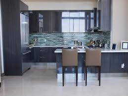 Refresh Kitchen Cabinets Calm Grey Wall Color Painted Schemes Calm Yet Bold Espresso