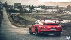 porsche matte red awesome red porsche 911 gt3 rs rear side angle sssupersports