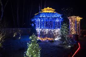 five sisters zoo christmas lights show book tickets
