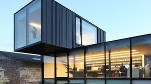 bureau d architecture extension d un bureau d architecture infosteel