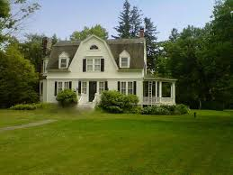 colonial revival architecture in litchfield connecticut
