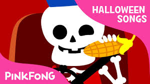 the spooky bus halloween songs pinkfong songs for children