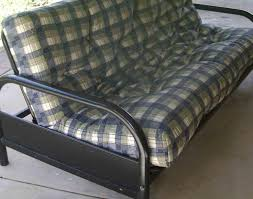 futon metal frame couch awesome loveseat futon frame awesome