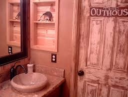 outhouse bathroom ideas 83 best my outhouse themed bathroom images on home
